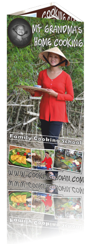 Download the brochure of my grandma home cooking school